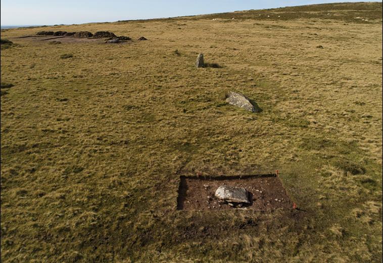 Для возведения Стоунхенджа могли использовать камни более старого памятника