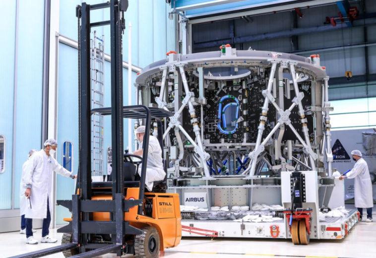 ЕКА подписало контракт на поставку ещё трёх модулей для программы НАСА «Артемида»