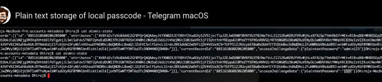 Эксперт обнаружил уязвимости в Telegram-клиенте версии 7.3 для macOS, сейчас они исправлены