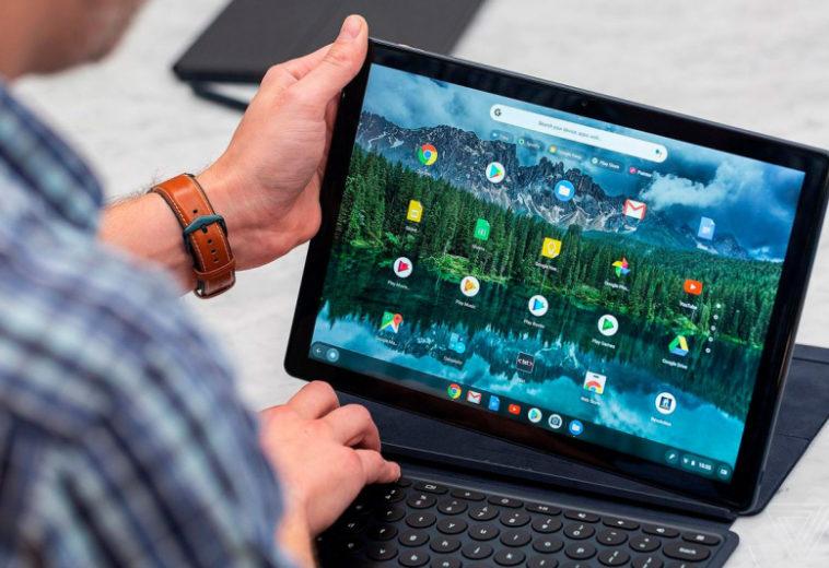 Google закрыла продажи своего флагманского планшета Pixel Slate и теперь будет фокусироваться на ноутбуках