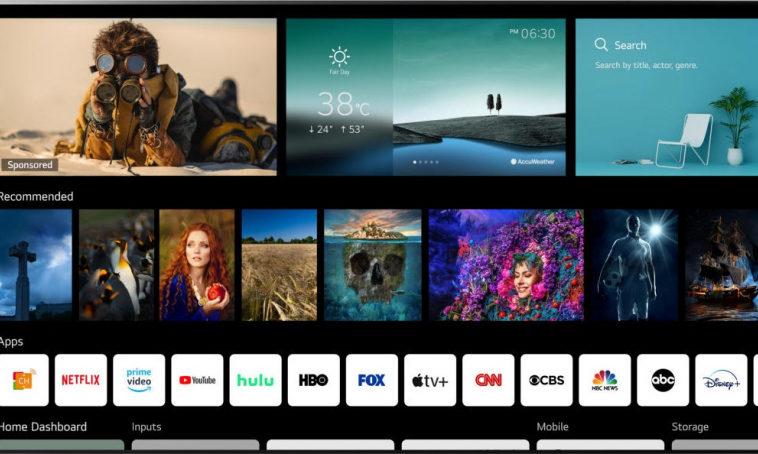 LG открывает лицензирование webOS для остальных производителей телевизоров