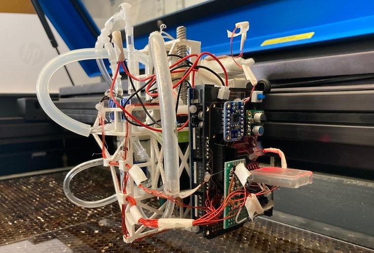 МТИ показала лазерную фабрику для создания прототипов электроники и роботов