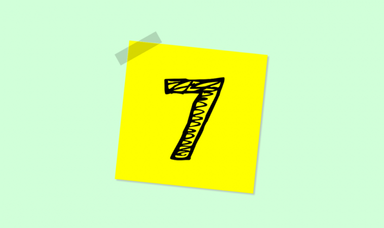 Счастливая семерка: задача на написание кода на Python