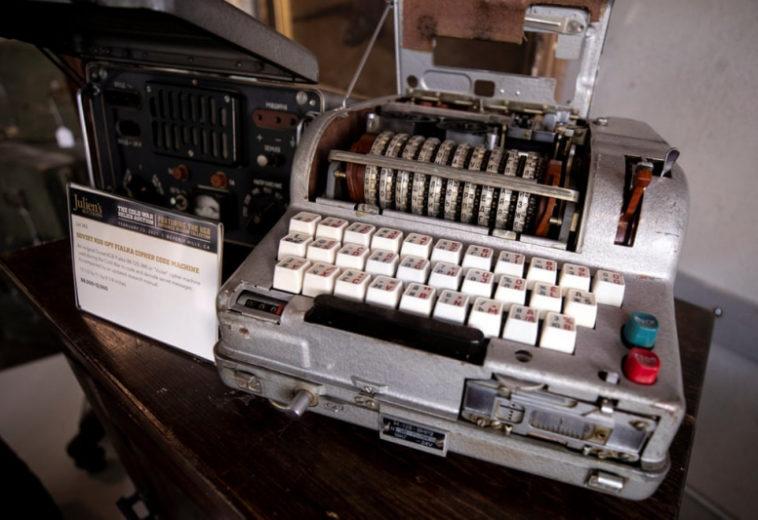 Советская шифровальная машина «Фиалка М-125-3М» ушла с аукциона за $22 тысячи