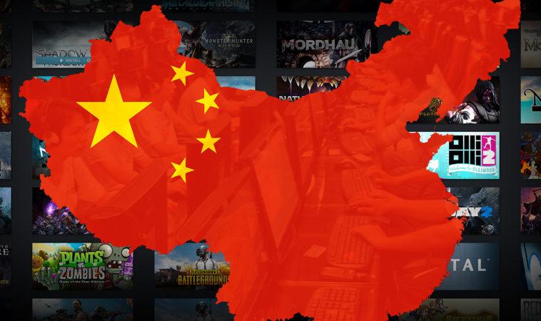 Steam официально заработал в Китае