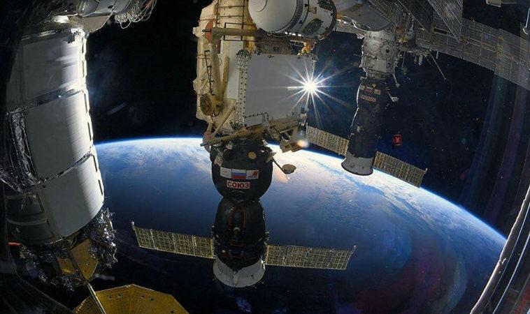 Экипаж МКС загерметизировал все трещины на станции