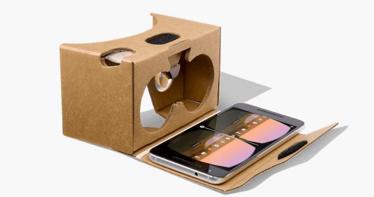 Google официально перестала продавать картонные VR-очки Cardboard