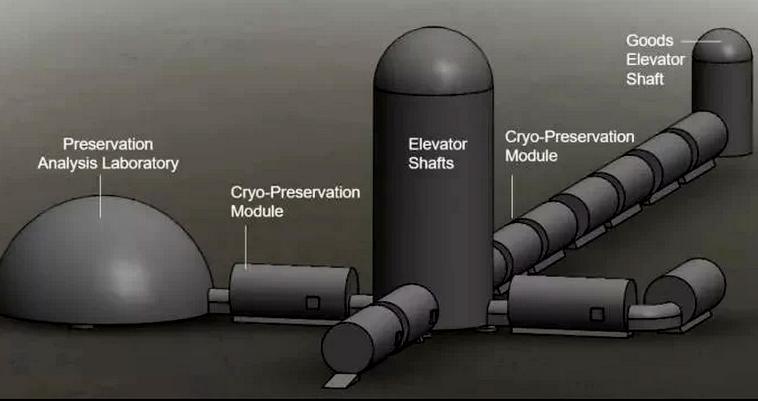 Исследователи предложили создать банк ДНК на Луне