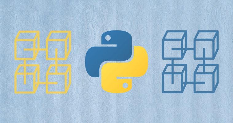 Как Python применяется в блокчейн