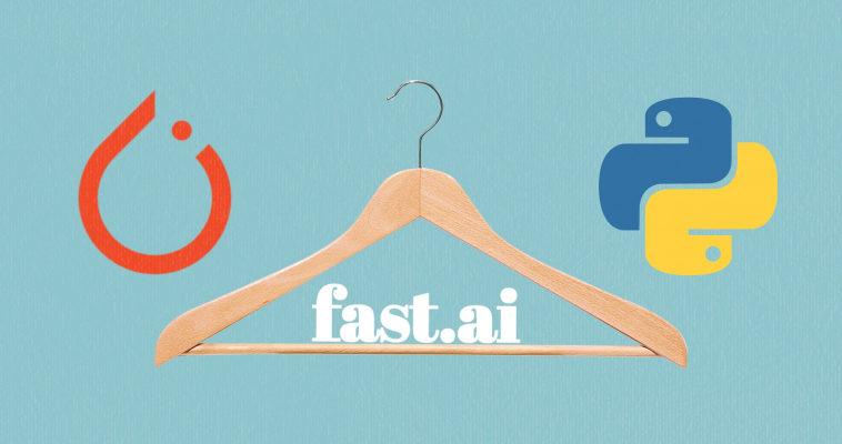 Классификация одежды из набора данных DeepFashion с помощью Fastai