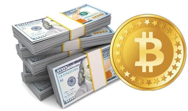 Курс биткоина впервые превысил $60 тысяч