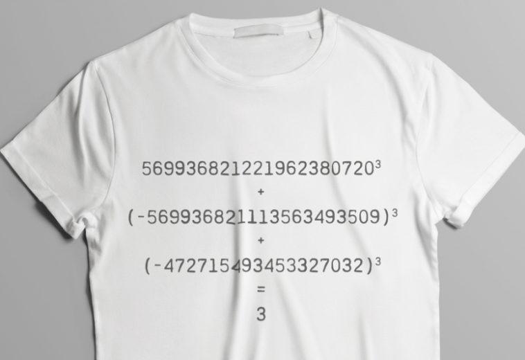 Математики нашли решение задачи трех кубов для числа 3