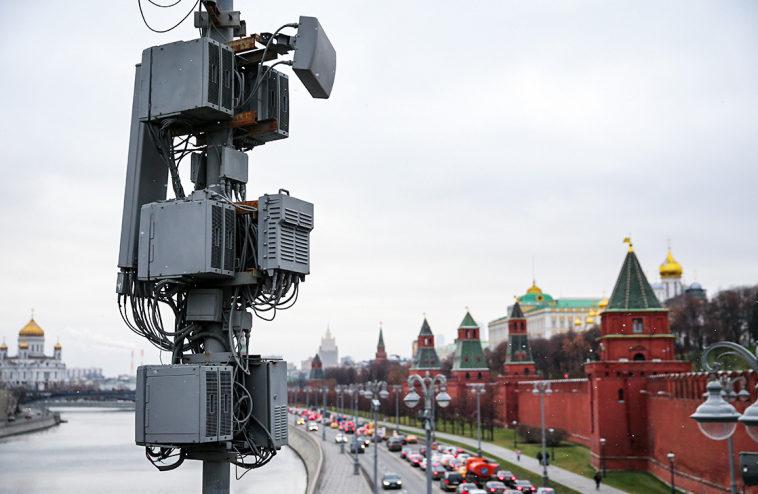 МТС заявила о запуске в Москве первой в России сети 5G в пилотном режиме