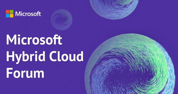 На пике технологий: эксперты Microsoft, Сбер и МТС рассказали о гибридных облаках