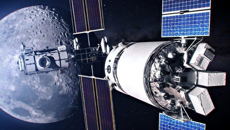 НАСА обновило предполагаемый облик грузовика для лунной станции Dragon XL производства SpaceX