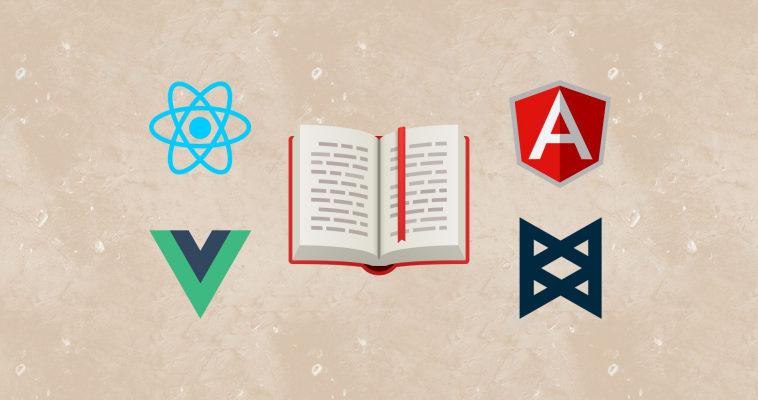 Настольные книги по фреймворкам JavaScript на русском языке