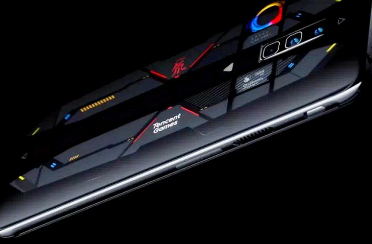 Nubia представила смартфон Red Magic 6 с 18 Гб памяти