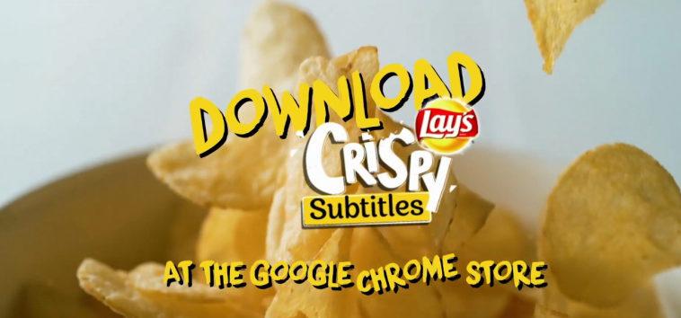 Расширение для Chrome включает субтитры на YouTubе, когда пользователь громко ест чипсы