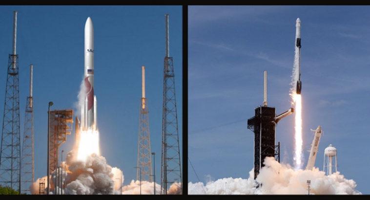 Space Force заключила контракты с ULA и SpaceX на выполнение четырех миссий по обеспечению национальной безопасности