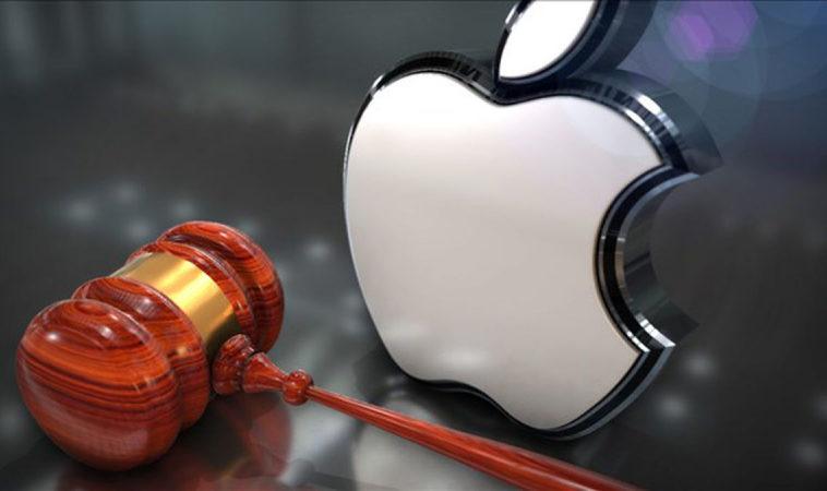 Суд оштрафовал Apple на 300 миллионов долларов за нарушение патента