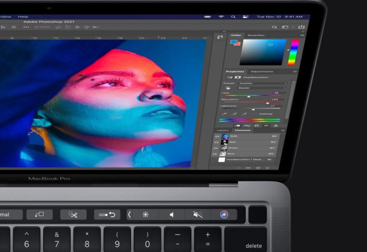 Вышла адаптированная версия Adobe Photoshop для процессора М1