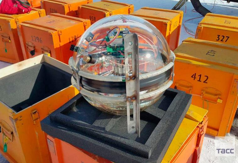 Заработал байкальский подводный нейтринный телескоп