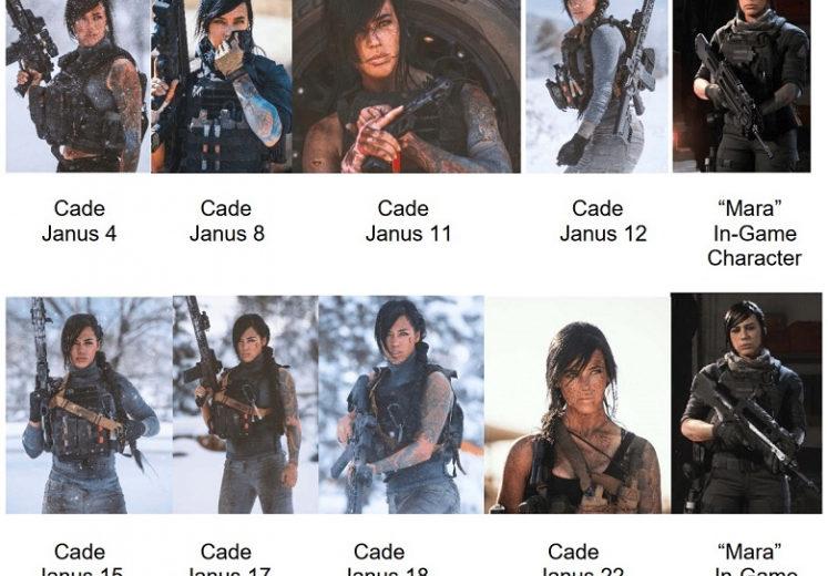 Activision отрицает в суде, что солдата-женщину в Call of Duty скопировали с модели