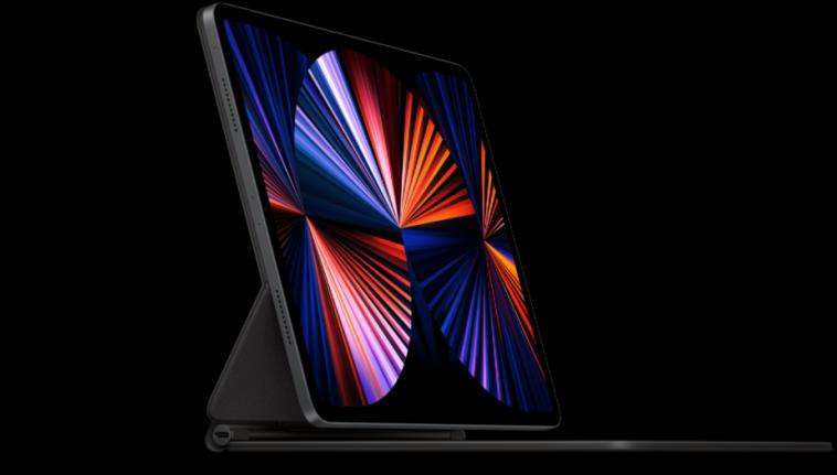 Apple представила AirTag, iPad Pro и клавиатуру с Touch ID