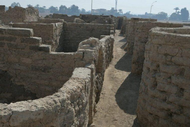 Археологи нашли «затерянный золотой город», которому 3400 лет