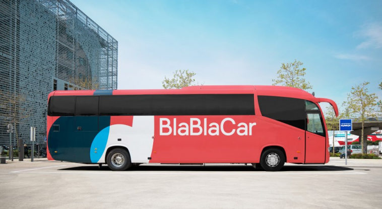BlaBlaCar привлёк 115 млн долларов и будет развивать в России автобусные перевозки