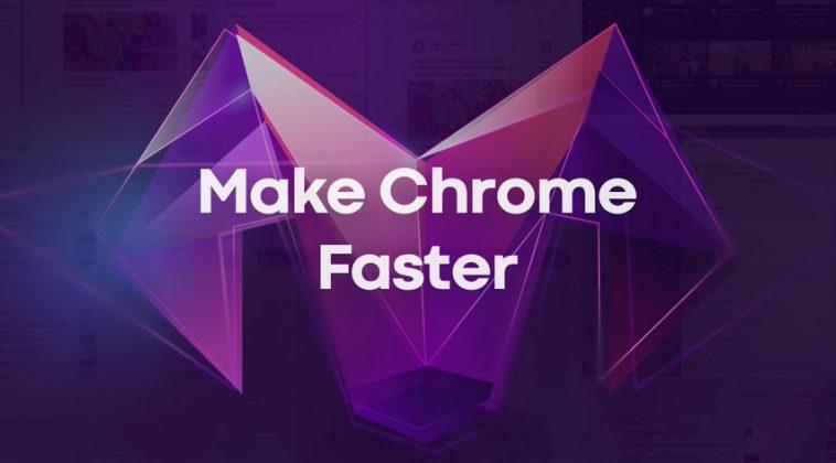 Чтобы ускорить Chrome, браузер Mighty рендерит веб-контент на стороне сервера и отсылает пользователю