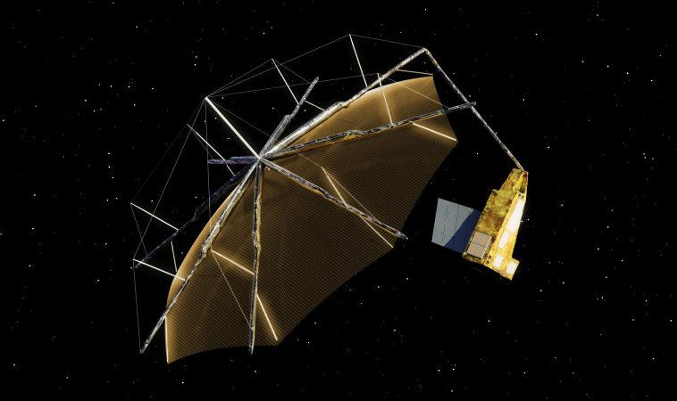 Европейский спутник для измерения лесной биомассы успешно прошёл механические испытания
