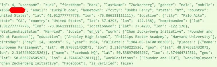 Facebook не планирует сообщать 533 млн пользователей, что их данные утекли