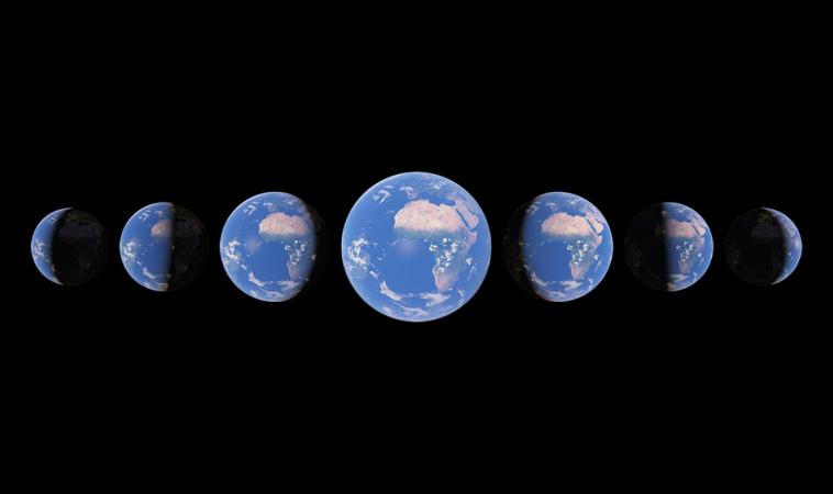 Google показала в Earth, как менялся мир