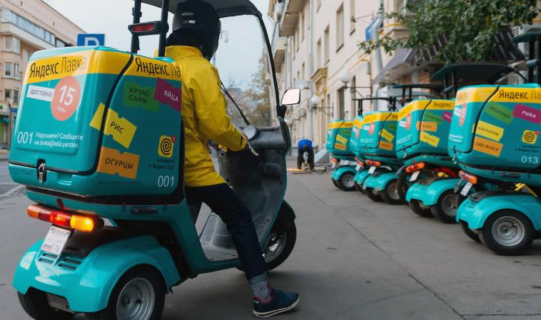 «Яндекс.Лавка» откроется в Париже и Лондоне