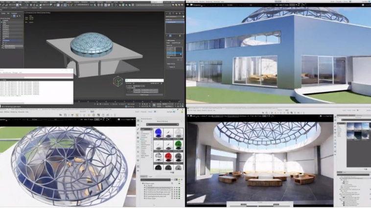 Nvidia представила профессиональные видеокарты и платформу для совместного моделирования производств