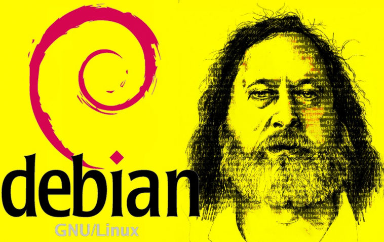 Проект Debian запустил голосование по поводу отношения к Столлману и сотрудничества с FSF
