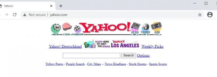 Прокси-сервис TheOldNet позволяет просматривать веб-сайты так, как они выглядели в промежутке с 1996 по 2012 годы