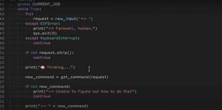 Разработчик натренировал модели OpenAI на интерпретацию человеческого языка в команды терминала