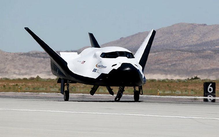 Sierra Nevada создаст пилотируемый космический самолет Dream Chaser