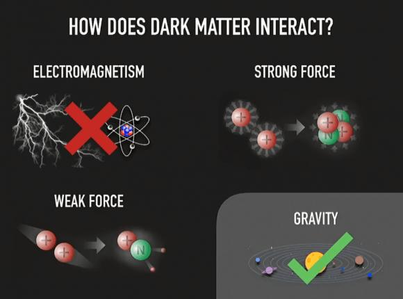 Учёные исключили ультралёгкие бозоны из кандидатов на тёмную материю