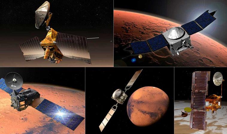 В НАСА объяснили, как работает связь с марсоходом «Персеверанс»