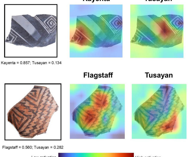 Археологи обучают ИИ сортировать фрагменты древних горшков
