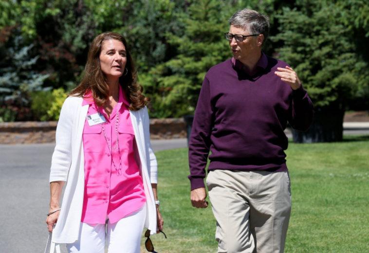 Билл и Мелинда Гейтс объявили о разводе