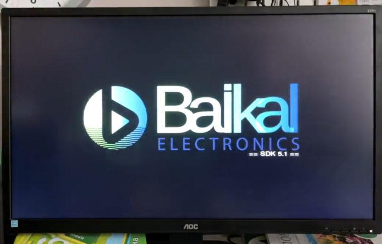 Блогер протестировал компьютер на базе Baikal-M в домашних условиях