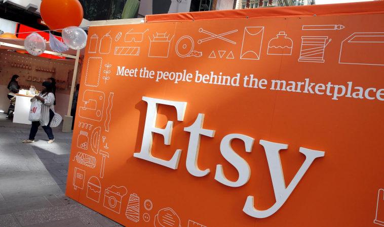 Etsy без объявления заблокировал создание аккаунтов продавцов из России