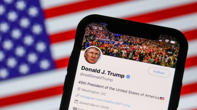 Facebook решил не отменять блокировку аккаунта Трампа