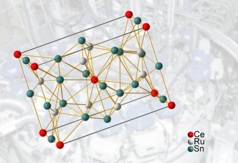 Исследователи нашли новый квантовый материал
