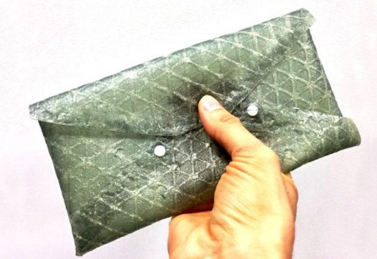 Исследователи создали похожий на кожу материал из белков шелка