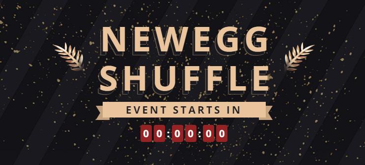 Магазин электроники Newegg запустил лотереи на покупку видеокарт с шансом победить в 0,001%
